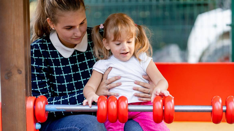 Ангелина Бабак, 3 года Диагноз: Spina bifida