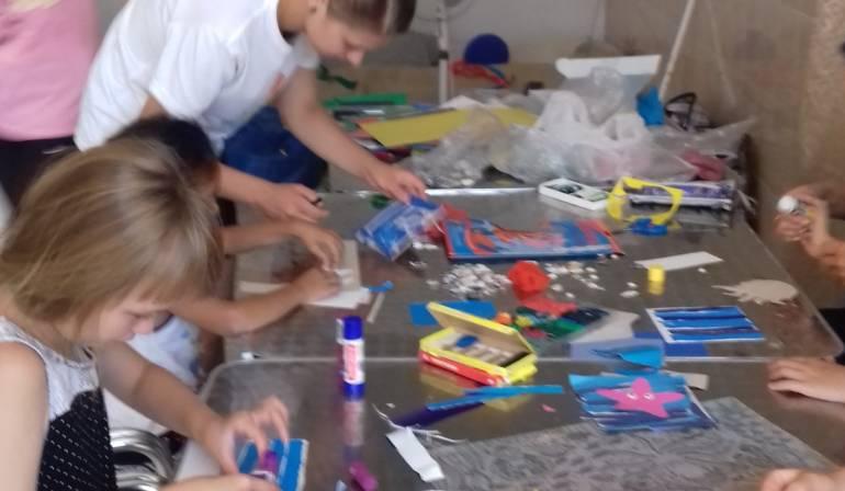 Оплата интегративного лагеря для детей с ограниченными возможностями
